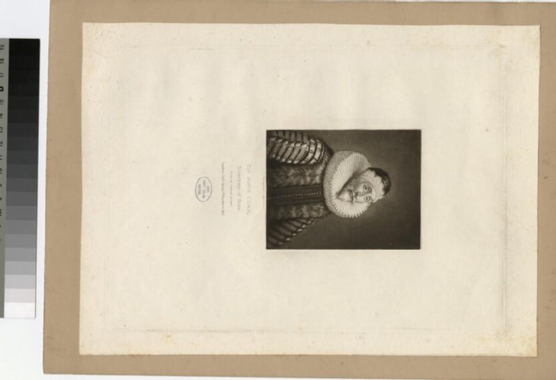 Portrait of J. Coke (WAHP26774)