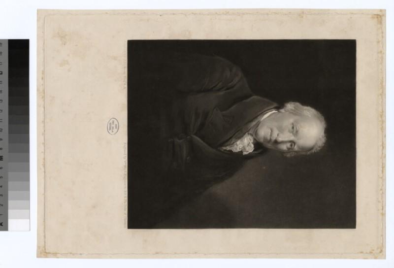 Portrait of H. Cowper