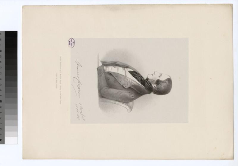 Portrait of S. Cowper (WAHP26856)