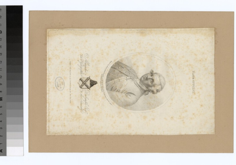 Portrait of A. Dalrymple (WAHP26885)