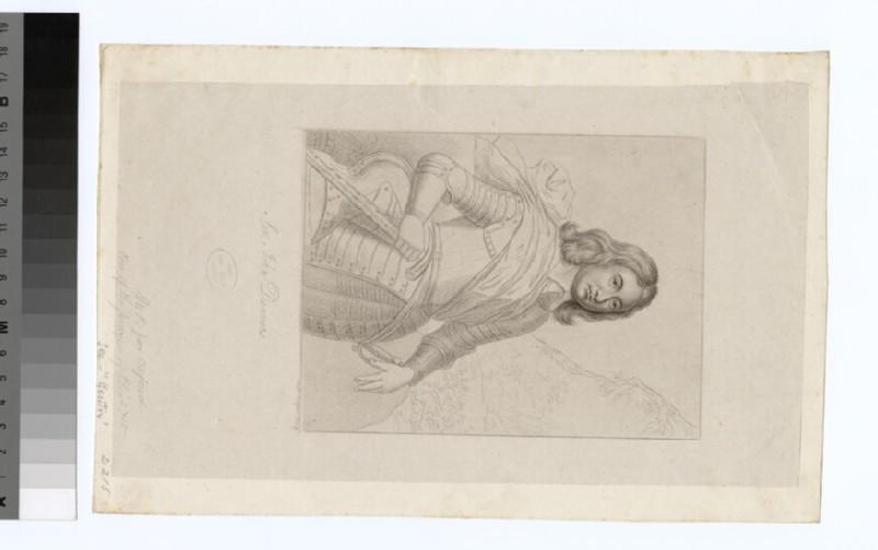 Portrait of J. Danvers