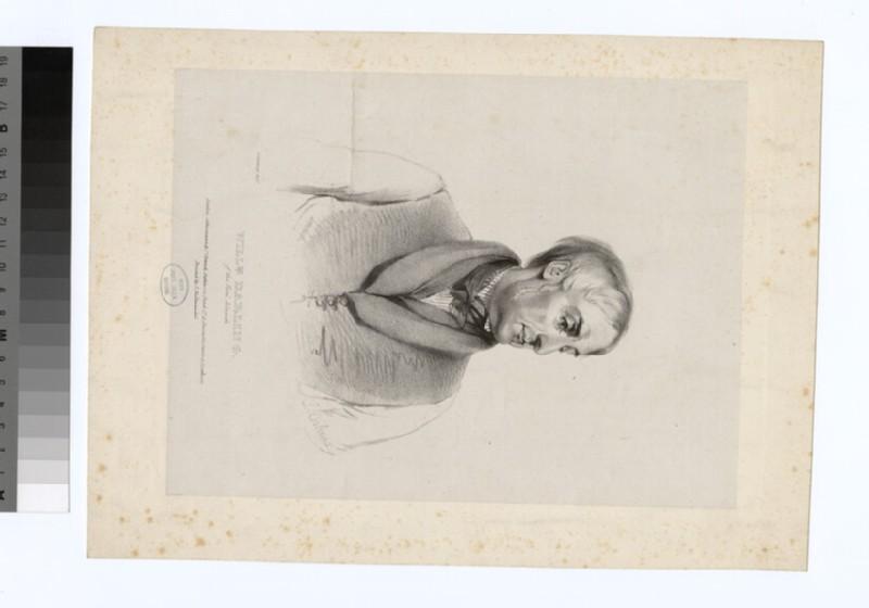 Portrait of W. Darling