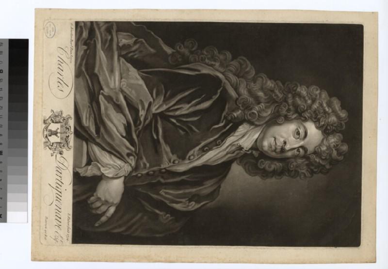 Portrait of C. Dartiquenave (WAHP26894)