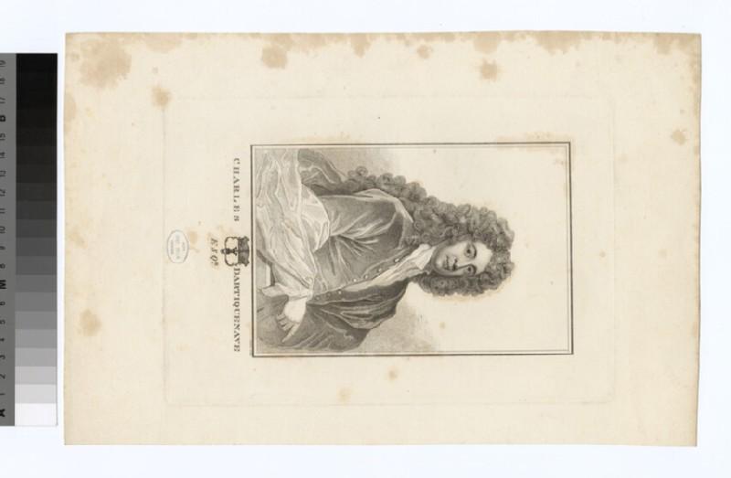 Portrait of C. Dartiquenave