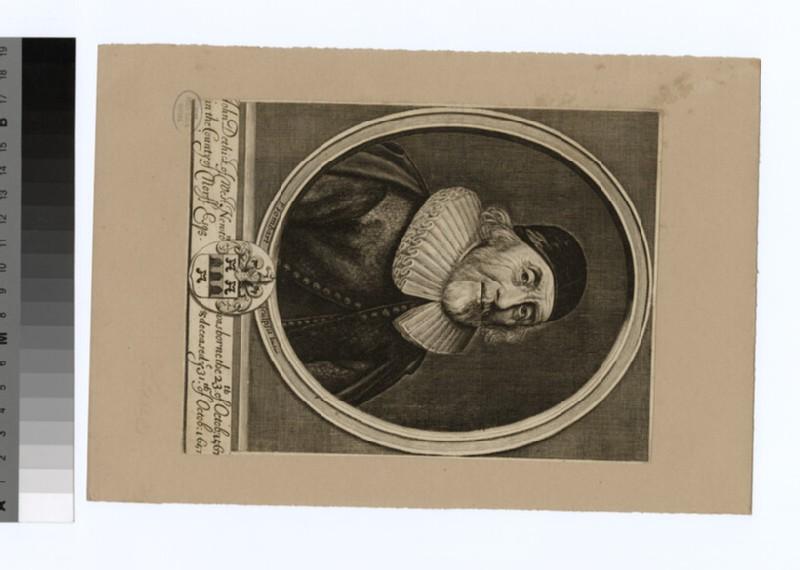 Portrait of John Dethick