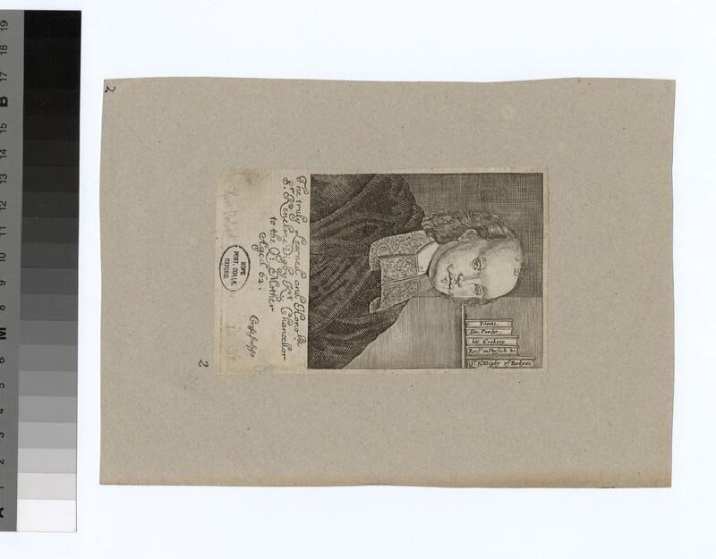 Portrait of Kenelm Digby (WAHP26932)