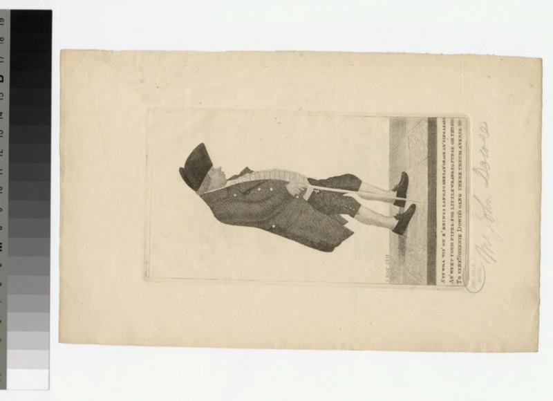 Portrait of J. Dowie (WAHP26964)