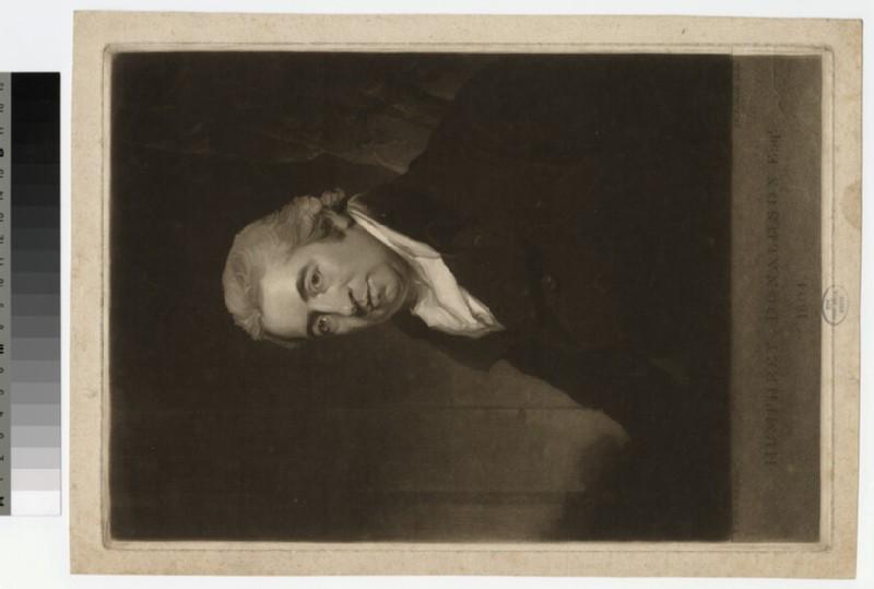 Portrait of H. Donaldson