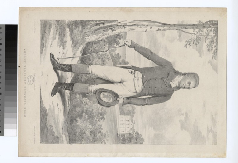 Portrait of A. B. Drummond