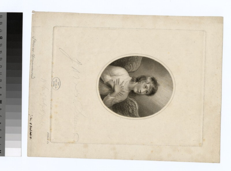 Portrait of J. Drummond