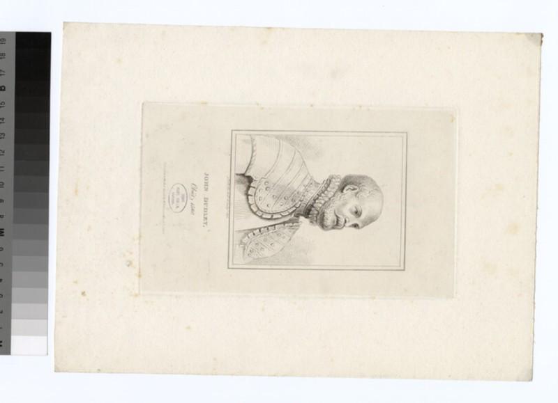 Portrait of J. Dudley