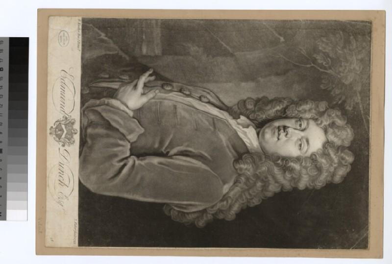 Portrait of E. Dunch