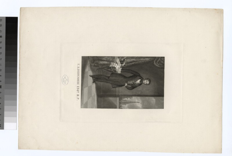 Portrait of T. S. Duncombe (WAHP26992)