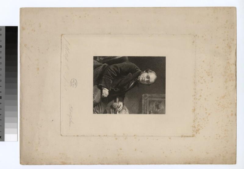 Portrait of Durrant (WAHP26997)