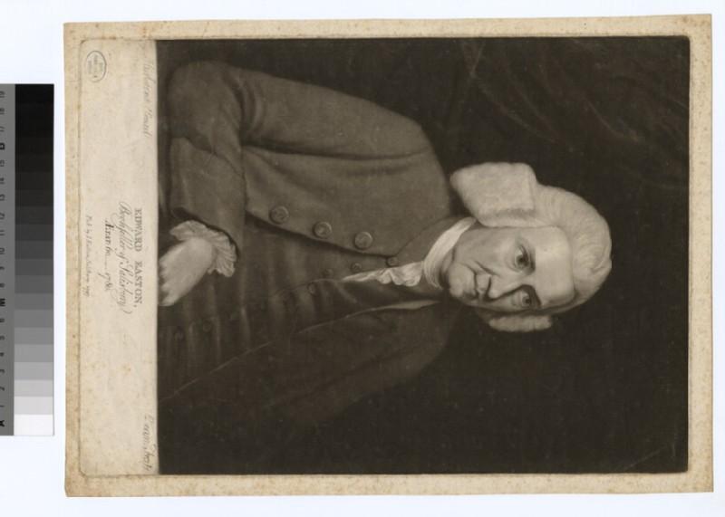 Portrait of E. Easton (WAHP27006)