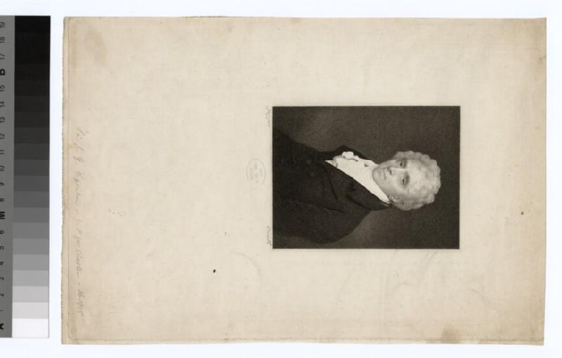 Portrait of G. Egerton