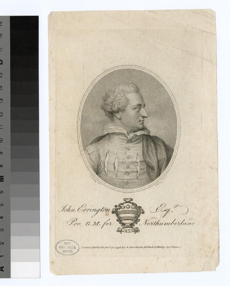 Portrait of John Errington
