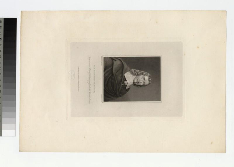 Portrait of R. Fanshaw
