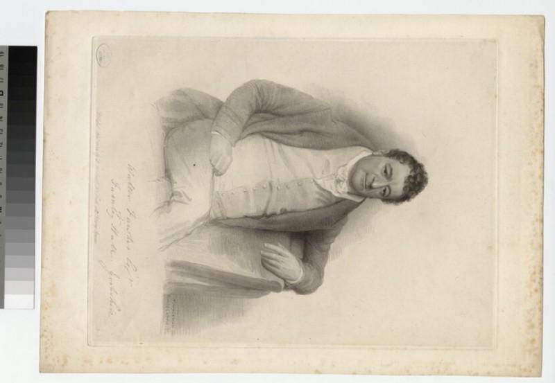 Portrait of W. Fawkes