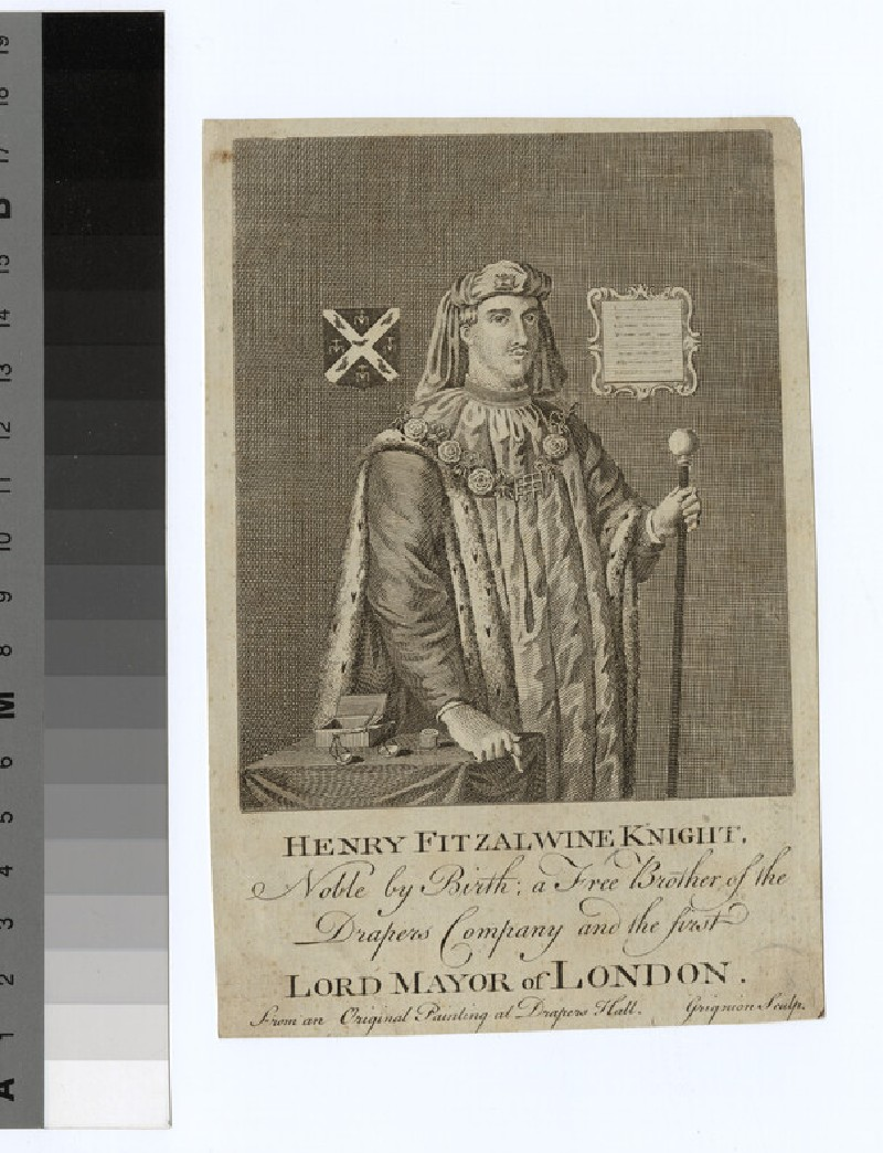 Portrait of H. Fitzalwine