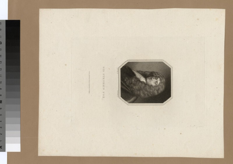 Portrait of S. Fox
