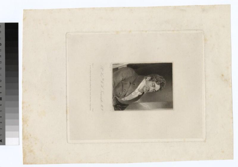 Portrait of W. H. Fremantle