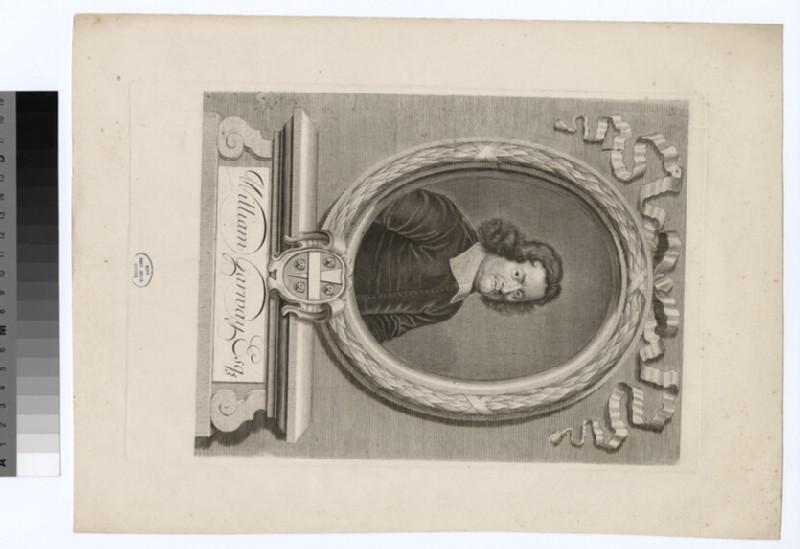 Portrait of W. Garway