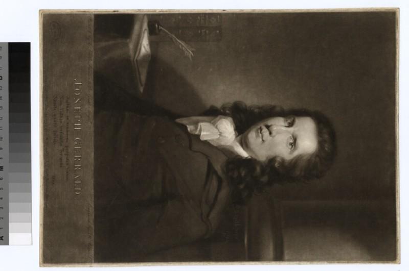 Portrait of J. Gerrald