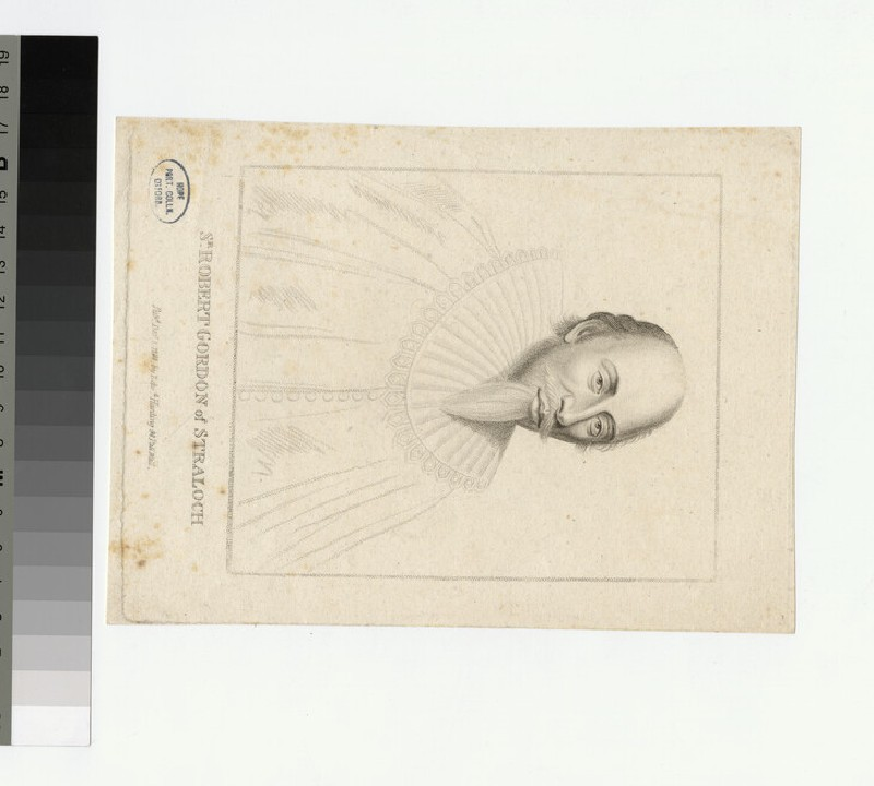 Portrait of R. Gordon