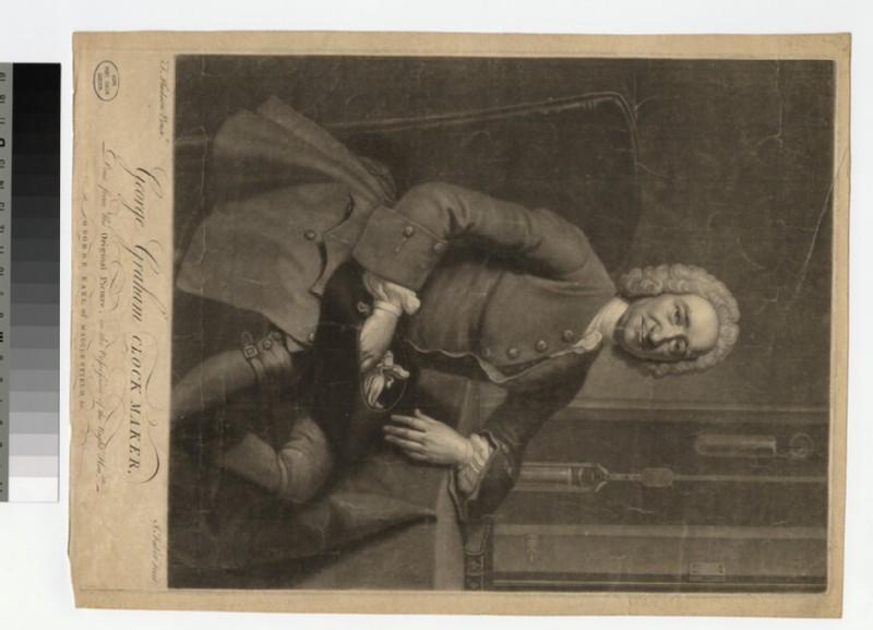Portrait of G. Graham (WAHP27260)
