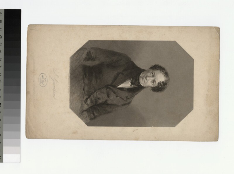 Portrait of S. Grantham