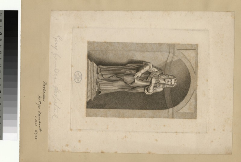 Portrait of T. Guy