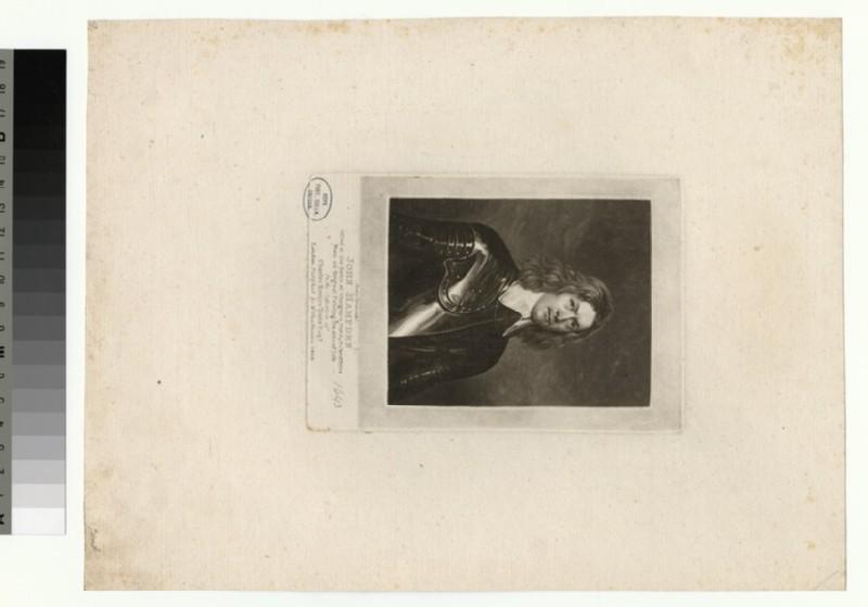 Portrait of J. Hampden