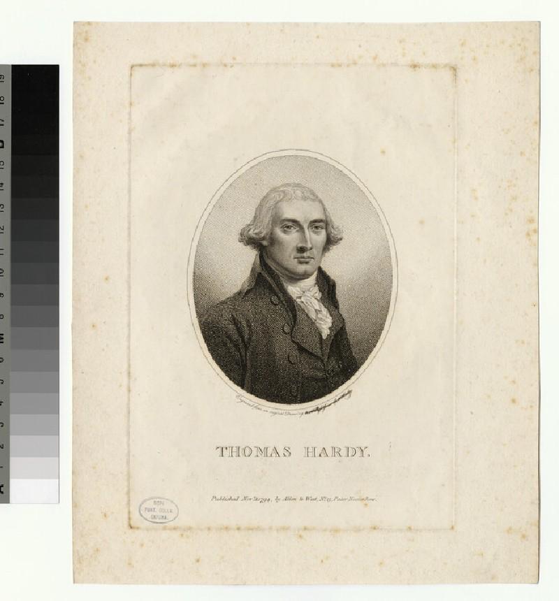 Portrait of T. Hardy