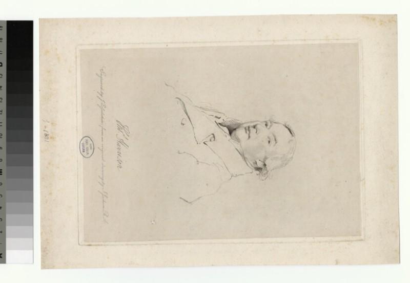 Portrait of T. Harrison (WAHP27432)