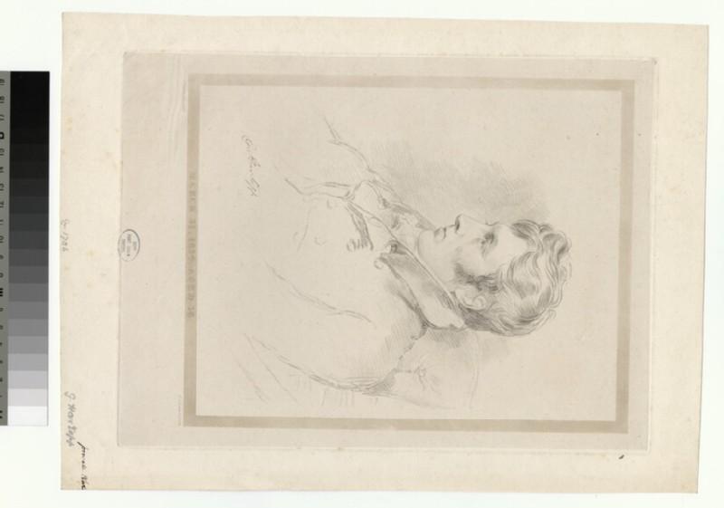 Portrait of G. Hartopp