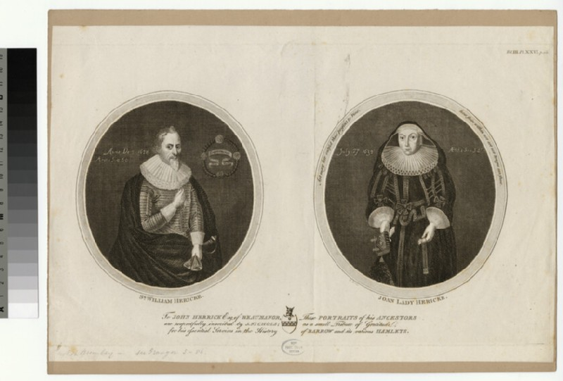 Portrait of W.and J. Hericke