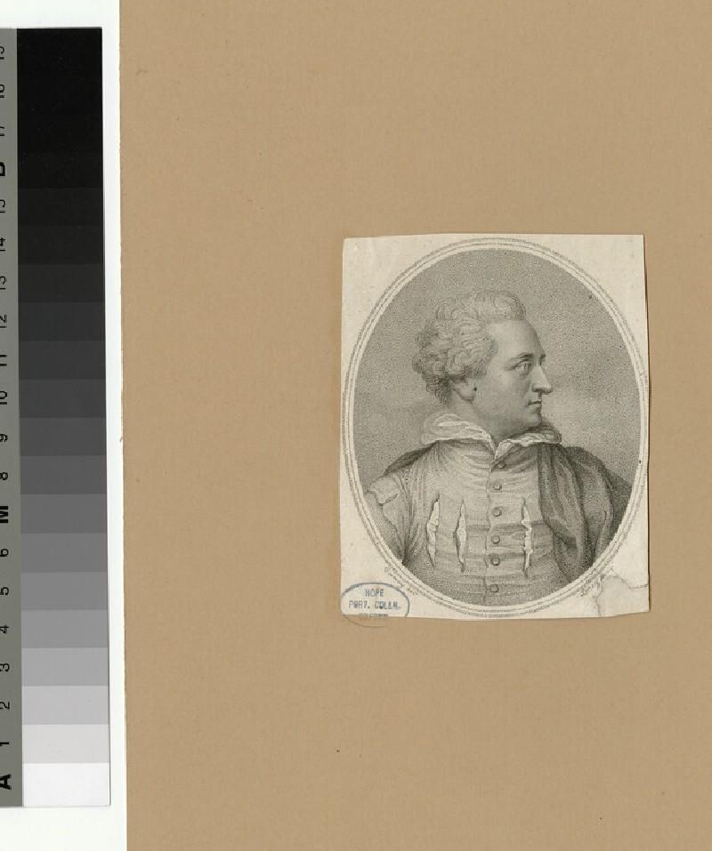 Portrait of J. Herington