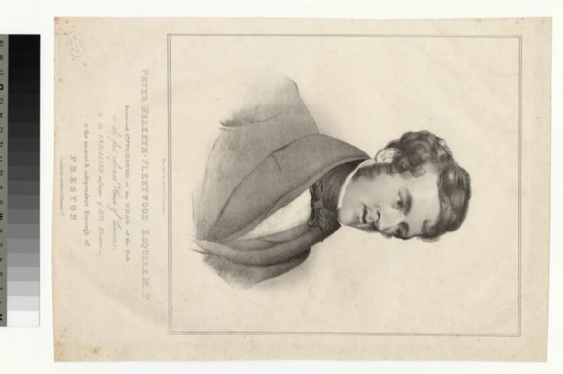Portrait of Peter Hesketh-Fleetwood