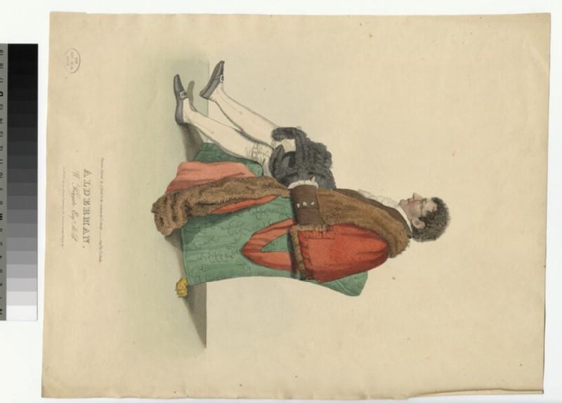 Portrait of W. Heygate (WAHP27486)