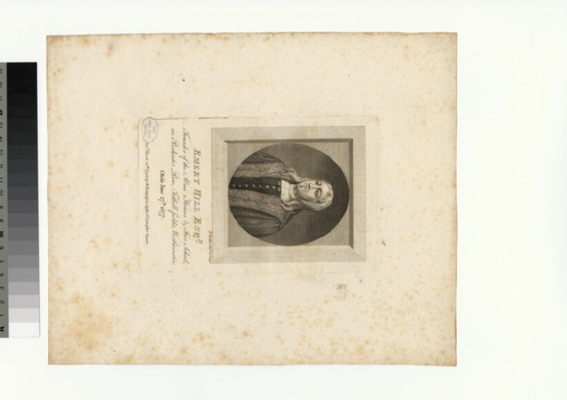 Portrait of Emery Hill