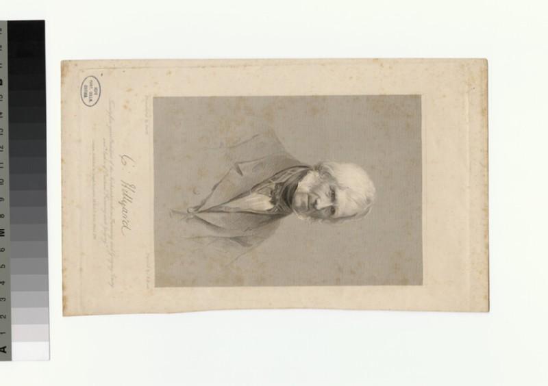 Portrait of C. Hillyard