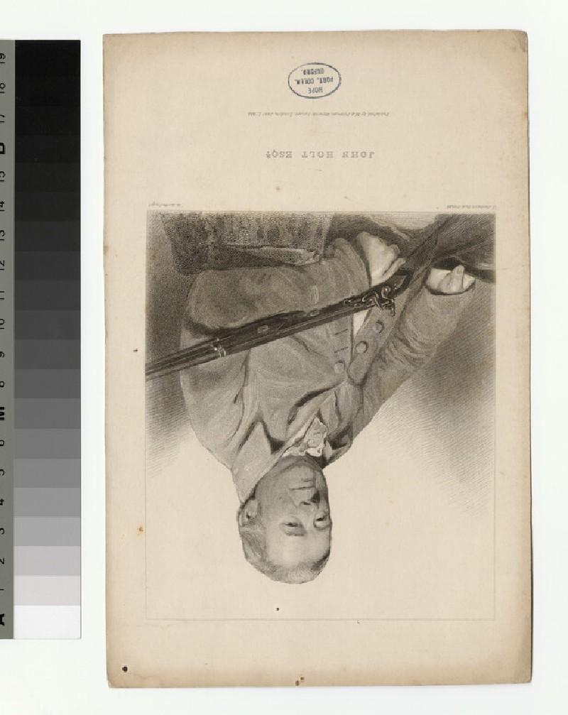 Portrait of John Holt (WAHP27524)
