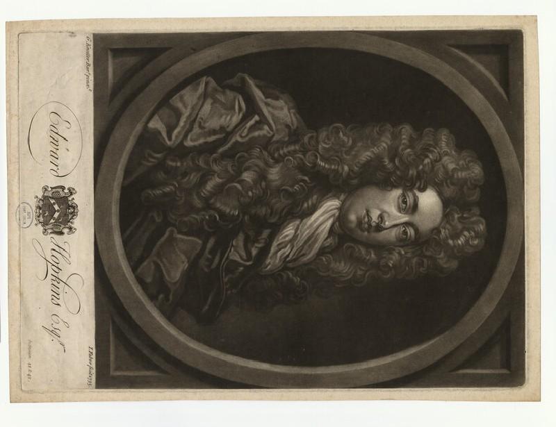 Portrait of Edward Hopkins