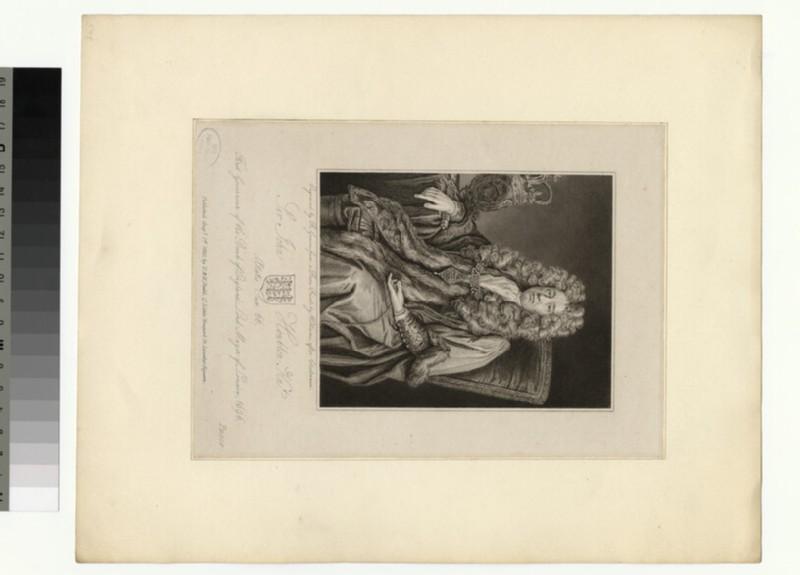 Portrait of J. Houblon