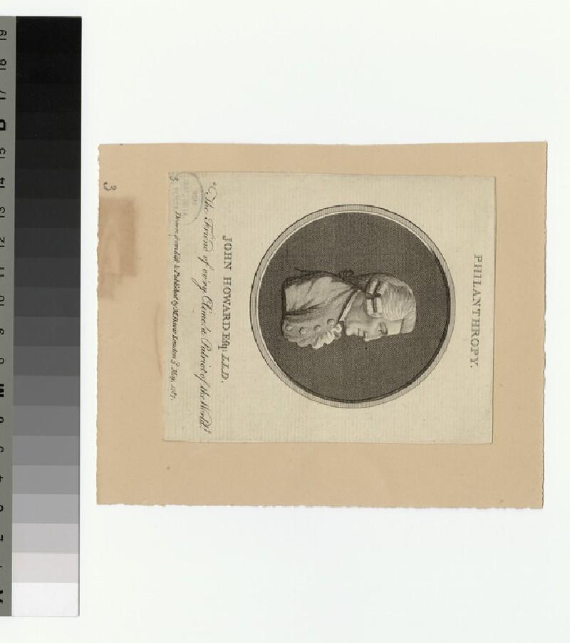 Portrait of J. Howard (WAHP27550)