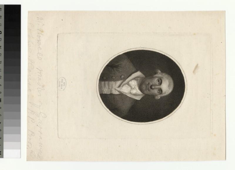Portrait of Mr Howell