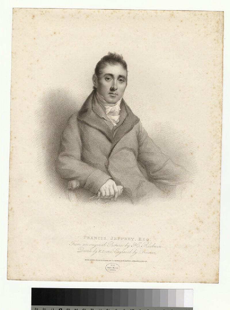 Portrait of F. Jeffery