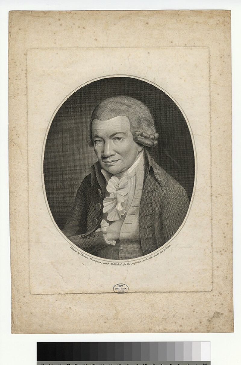 Portrait of T. Jeyes (WAHP27650)