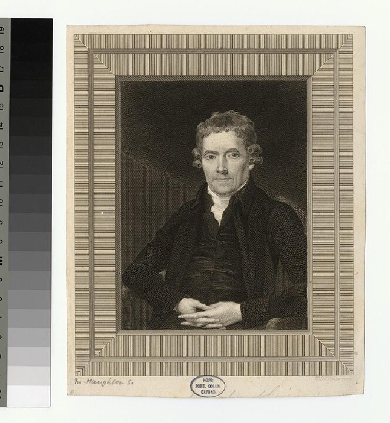 Portrait of J. Johnson